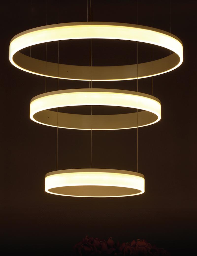 چراغ آویز LED,SMD داخلی کد C11