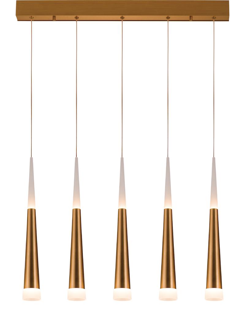 چراغ آویز LED,SMD داخلی کد C117-1