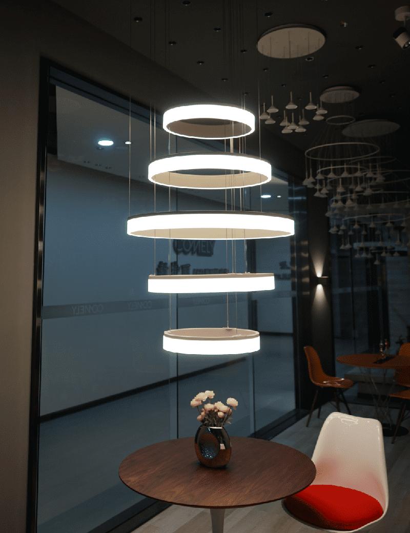 چراغ آویز LED,SMD داخلی کد C87