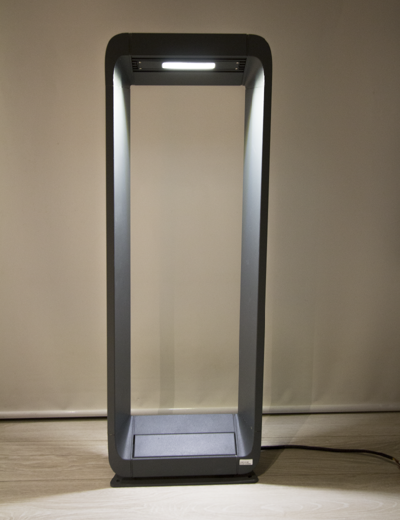 چراغ پایه بلند LED,SMD بیرونی کد E136