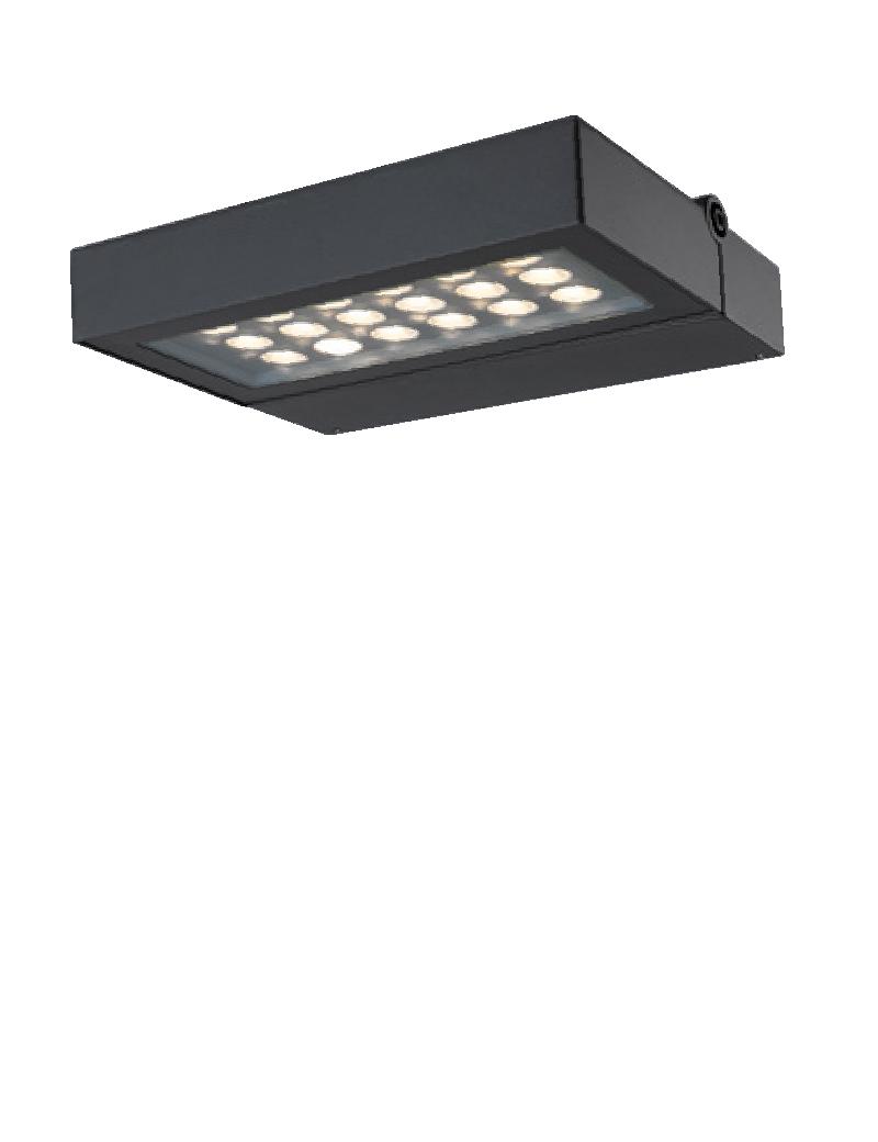 چراغ دیواری LED,SMD بیرونی کد H103
