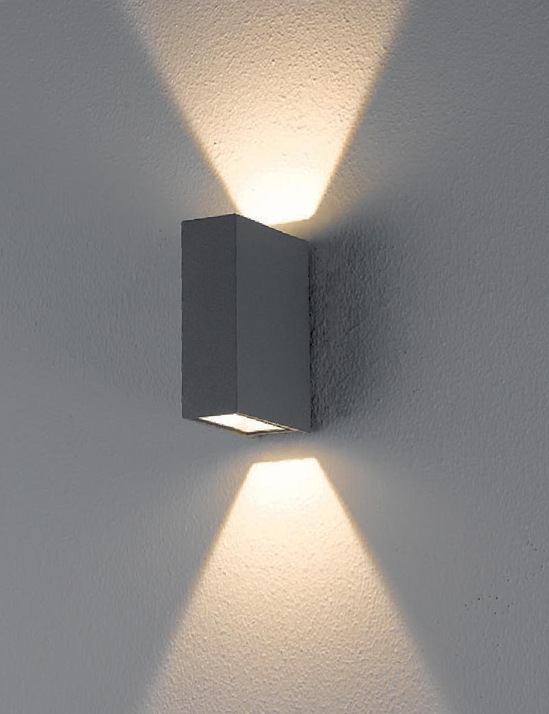 چراغ دیواری LED,COB بیرونی کد H116