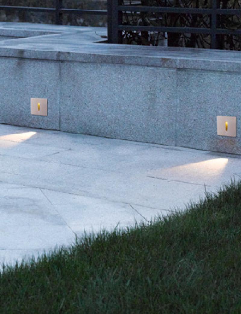 چراغ زیرپله ای LED,COB بیرونی, داخلی کد H119
