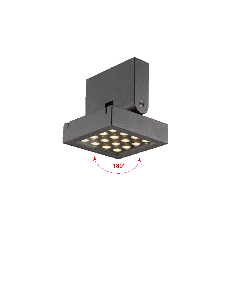 چراغ دیواری LED,COB بیرونی کد H127