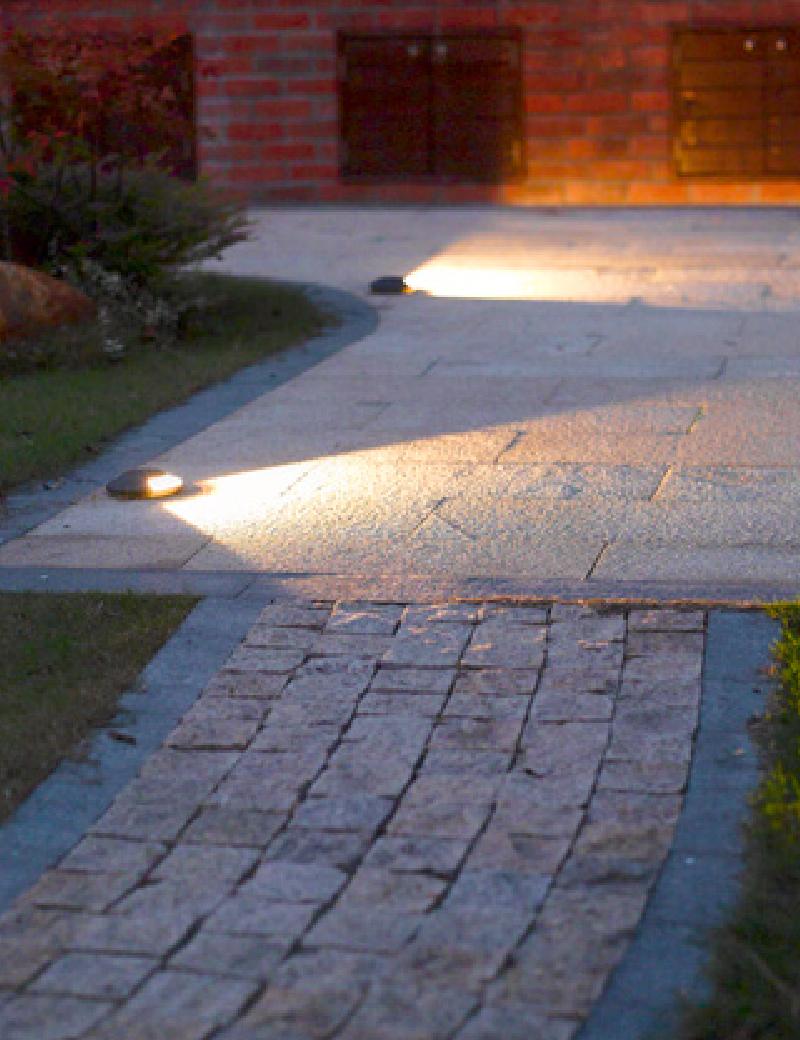 چراغ دفنی LED,COB بیرونی کد H151