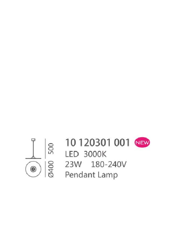 چراغ سقفی LED,SMD داخلی کد C84