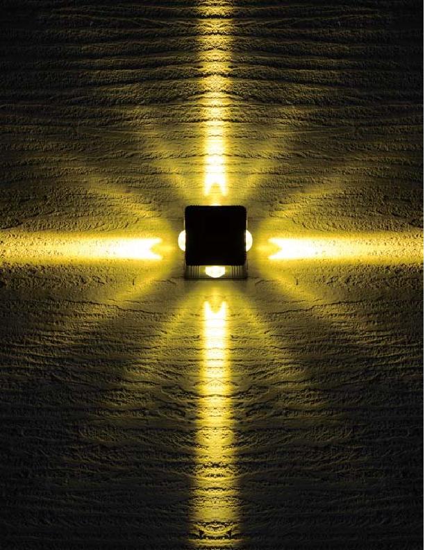 چراغ دیواری LED,COB بیرونی کد G185/4/3000