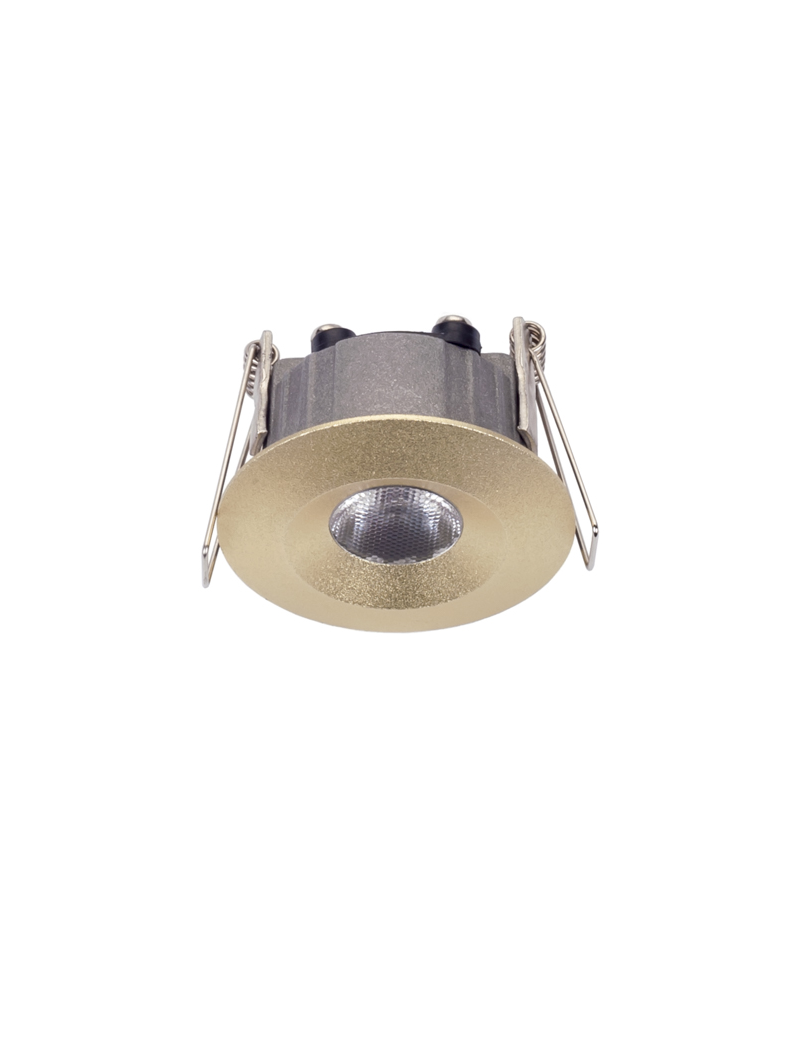 چراغ سقفی LED,COB داخلی توکار کد E5-GOLD