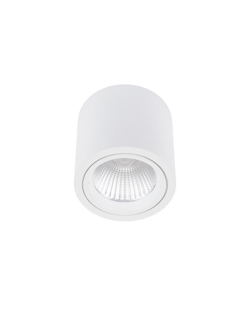چراغ سقفی LED,COB داخلی کد D411/15W/WHT