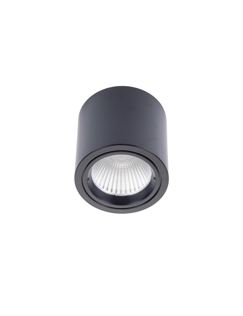 چراغ سقفی LED,COB داخلی کد D411/15W/BLK