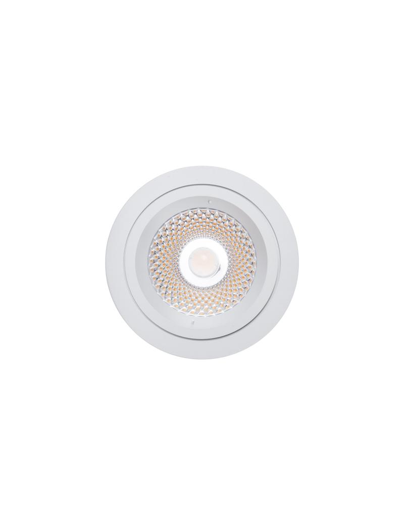 چراغ سقفی LED,COB داخلی کد D411/35W/WHT