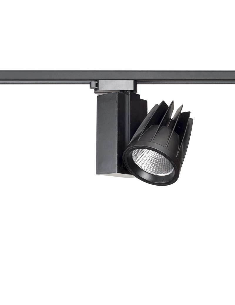 چراغ سقفی LED,COB داخلی کد B411/20W/BLK