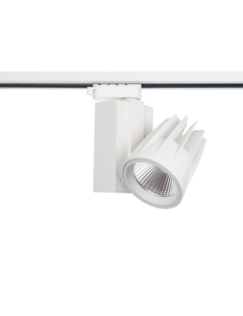 چراغ سقفی LED,COB داخلی کد B411/30W/WHT