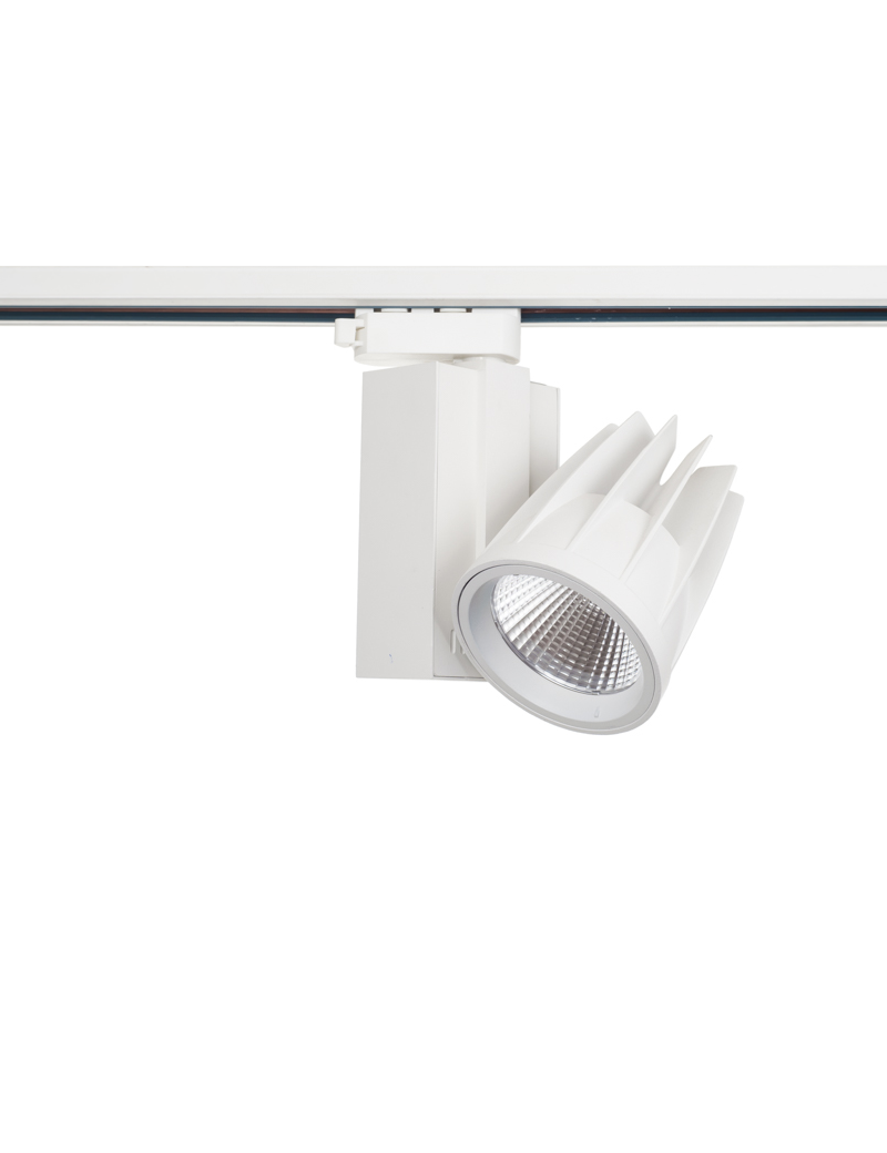 چراغ سقفی LED,COB داخلی کد B411/40W/WHT