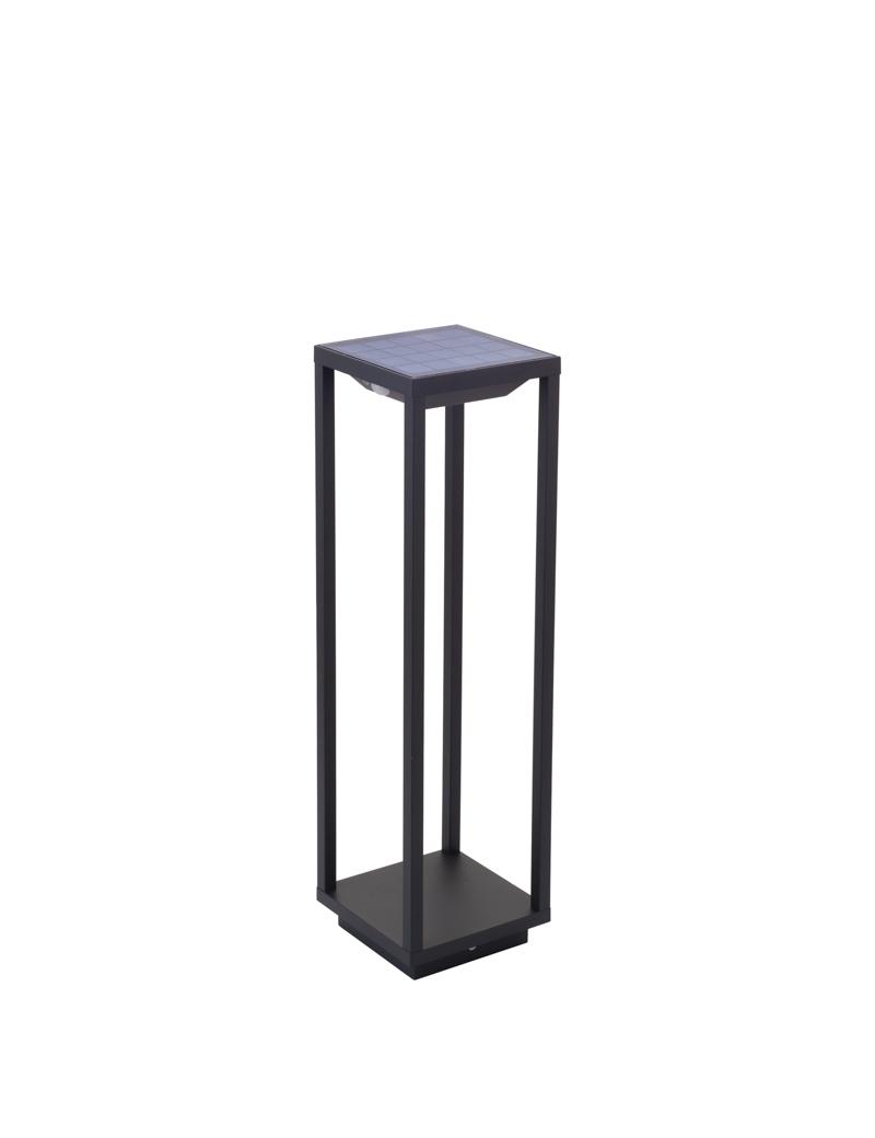 چراغ پایه بلند سولار LED,COB بیرونی کد H148
