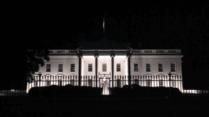 نورپردازی کاخ سفید