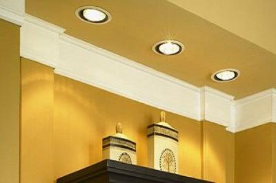 مشخصات چراغ های توکار