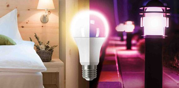انواع LED