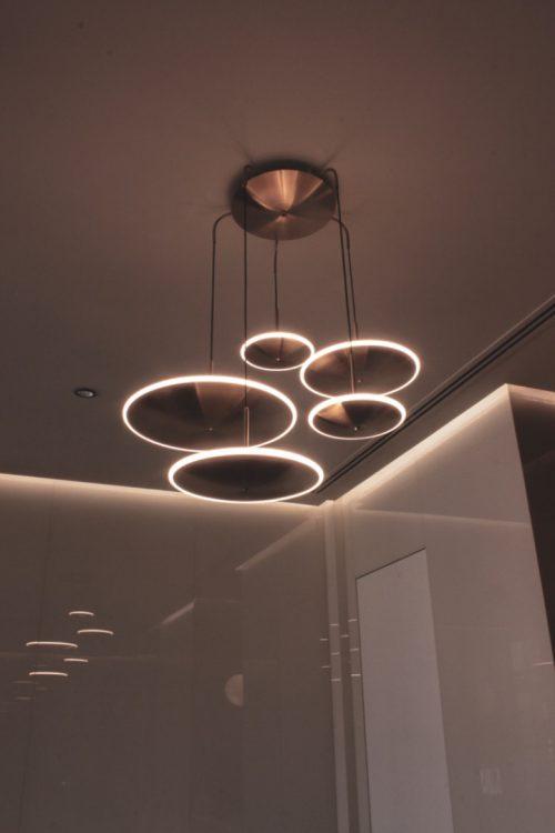 چراغ های آویز کلاسیک