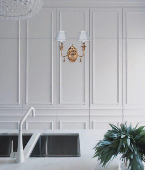 چراغ های دیواری کلاسیک