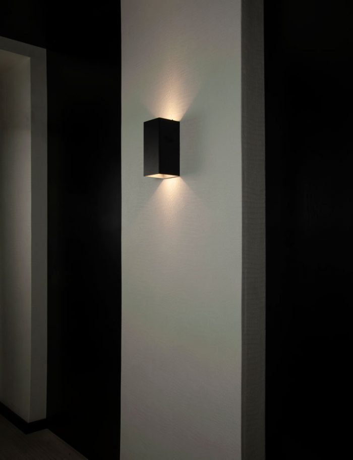 چراغ دیواری دو طرفه