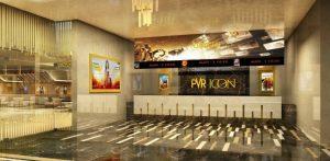 طراحی نورپردازی داخلی هتل