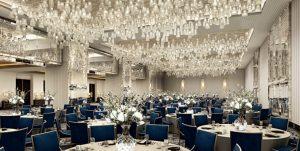طراحی نورپردازی داخلی کافی سالن