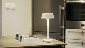 چراغ دکوراتیو داخلی با فناوری بی سیم