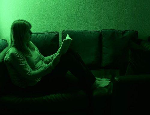 نور چراغ ال ای دی سبز، میگرن را به حداقل میرساند