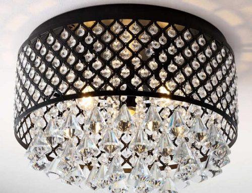 چگونه بهترین چراغ سقفی را برای خانه خود انتخاب کنیم؟