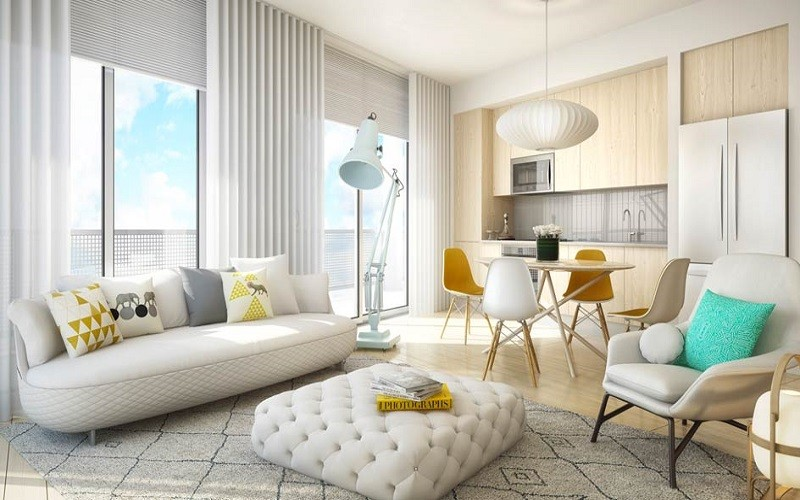 طراحی نورپردازی خانه