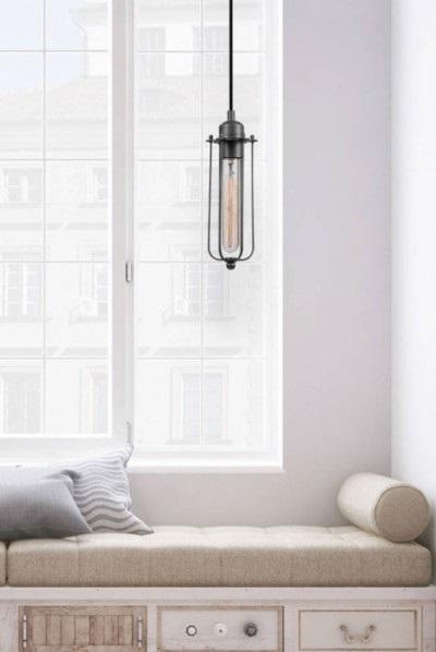طراحی نورپردازی داخلی در سال 2020: لامپ ادیسون