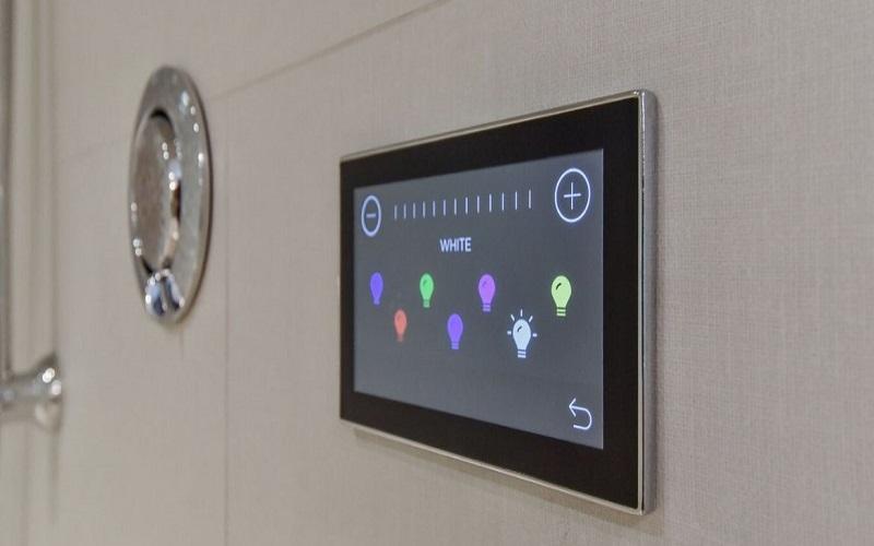 طراحی نورپردازی داخلی در سال 2020: استفاده از فناوری