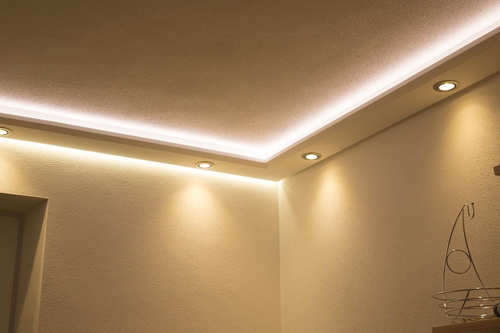 طراحی نورپردازی داخلی در سال 2020: لامپ ال ای دی