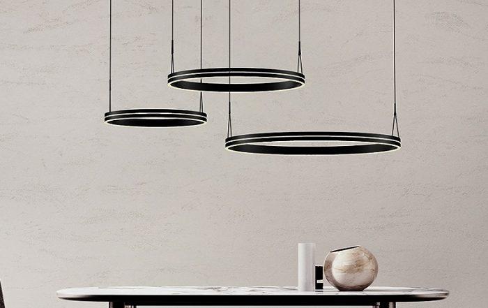 طراحی نورپردازی داخلی مدرن