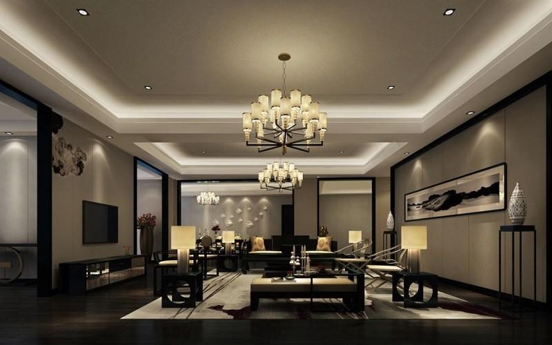 طراحی روشنایی داخلی