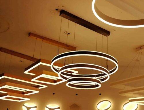 8 ایده جذاب طراحان نورپردازی برای آپارتمان